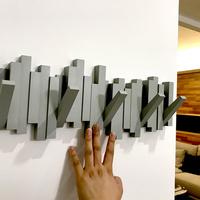 创意挂衣架壁挂