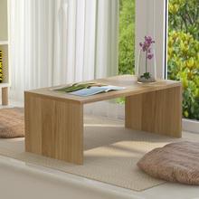 简约小茶几日式榻榻米桌子矮桌长条电脑桌地桌炕几飘窗桌床上书桌