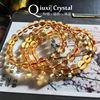 巴西玻璃体黄水晶
