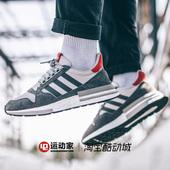 【42运动家】Adidas ZX500 RM Boost 休闲跑鞋 B42204 B42217