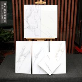 爵士白大理石瓷砖300X600北欧厨房厕所釉面墙砖浴室哑光防滑地板图片