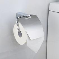 不锈钢锌合金底座暮光系列促销卷纸架AGJ81107厕纸架箭牌卫浴