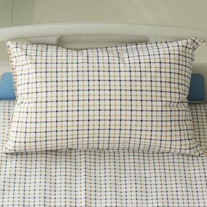 床上用品医用床单被套枕套三件套医院被罩宾馆美容院病房纯棉涤棉
