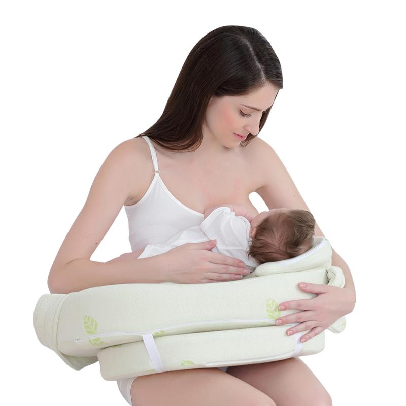 喂奶神器哺乳枕头护腰喂奶枕抱娃婴儿趟喂横抱坐月子神器懒人椅垫