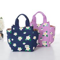 手提包便当包牛津布女帆布包女单肩手提小包休闲包包天天特价