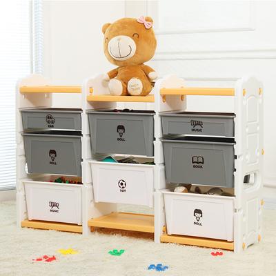 玩具收纳塑料收纳柜年货节