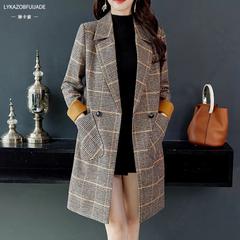 气质韩版大衣