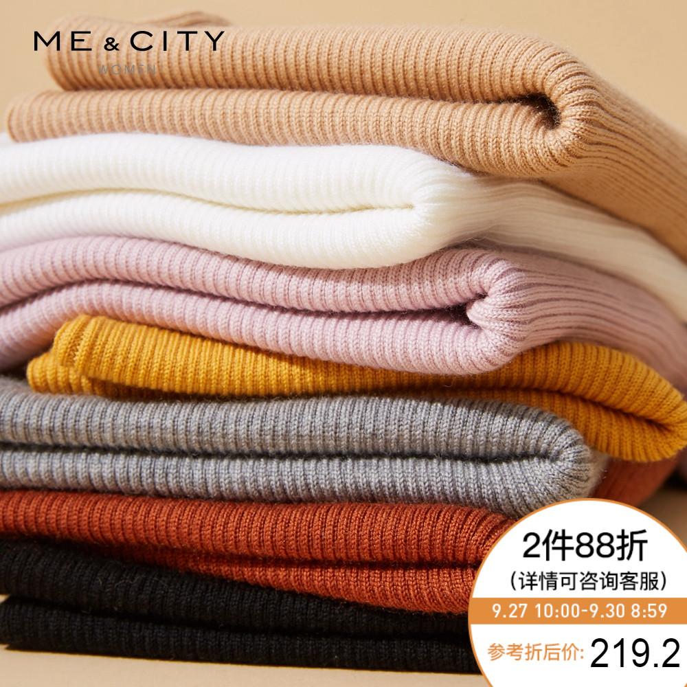 韩版套头羊毛衣