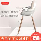 宝宝餐椅可折叠便携式婴儿吃饭椅子守径童饭桌多功能座椅餐桌椅图片