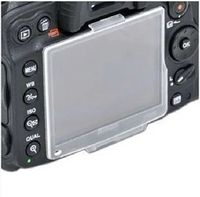 Nikon SLR camera D7000 D90 LCD screen LCD display screen plastic shell protective cover accessories