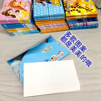 Exquisite correction stickers pupils cute cartoon correction paper office correction typo correction stickers a bag of 60 packs of 300 sheets