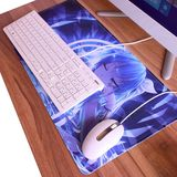 Little buried fate your name Ramrem oversized lock edge table pad keyboard pad game animation around the mouse pad