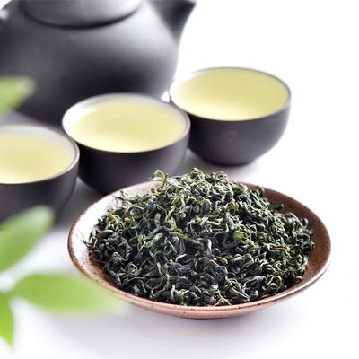 绿茶2018新茶叶毛峰散装浓香型茶叶袋装毛尖贵州遵义湄潭茶云雾茶