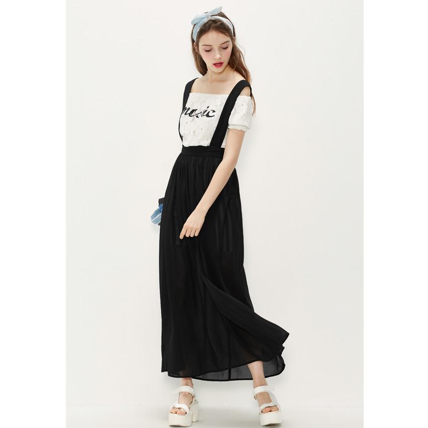 品牌女装半身裙子