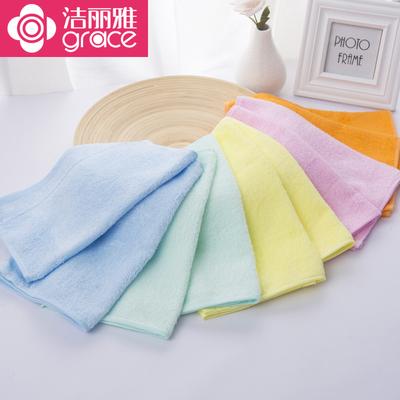 美容竹纤维毛巾
