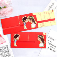 Invitation wedding creative 2019 new personality wedding invitation wedding invitation wedding invitation print network red invitation