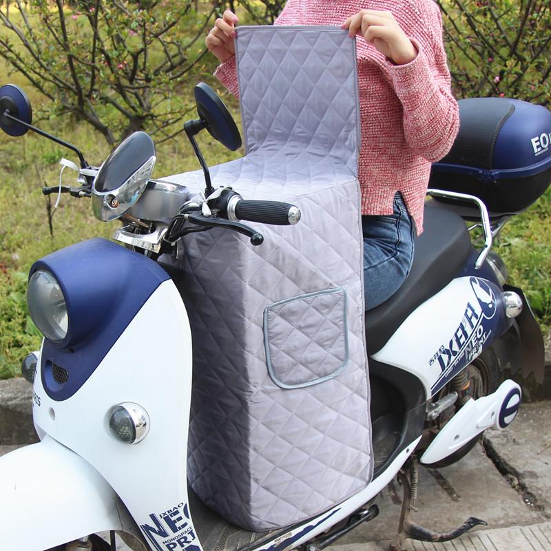 电动车防晒分体挡风被分离电瓶车摩托车防水夏季防风遮阳罩夏天