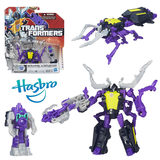 Hasbro Transformers IDW Commander Level Mechanical Insects Shrapnel Butcher Recoil Machine Insects