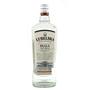 波兰进口洋酒 卢贝斯 伏特加 LUBELSKA 波兰伏特加700ml40%