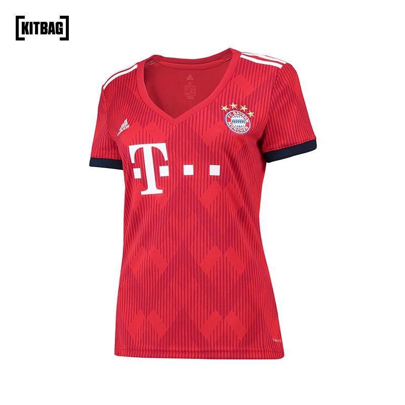 【官方正品】拜仁慕尼黑18-19赛季主场球衣女士