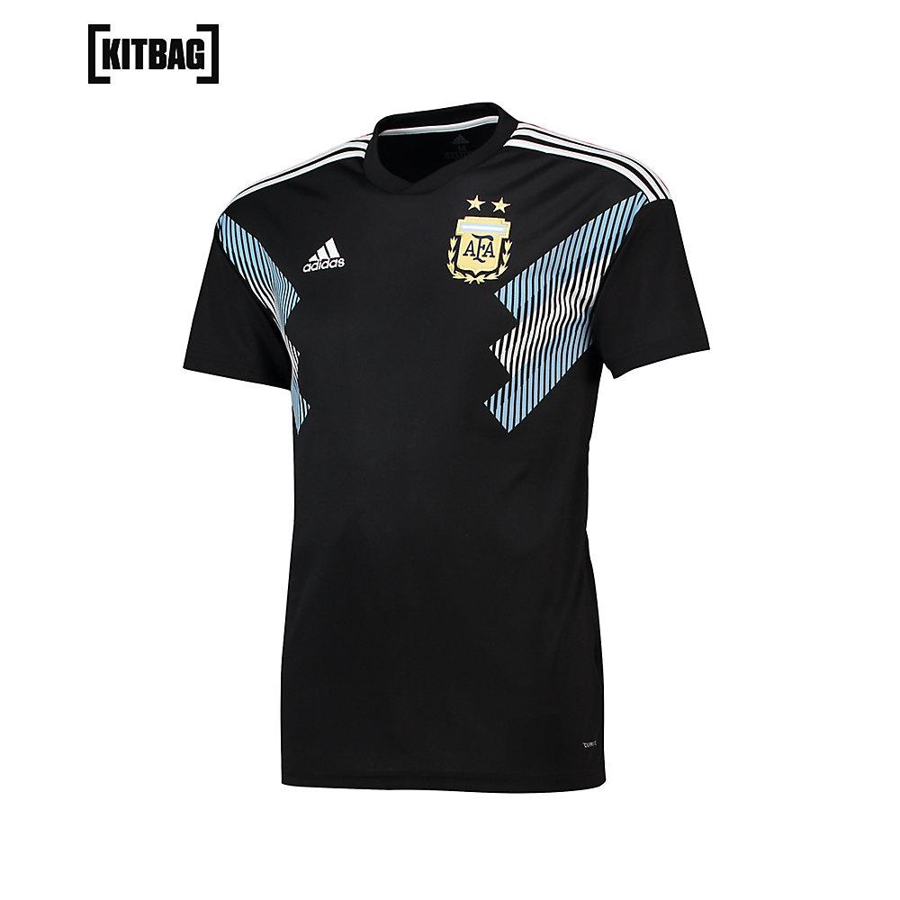 【官方正品】2018世界杯阿根廷队客场短袖球衣CD8565