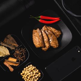 薄荷健康扯扯素肉手撕素肉豆干制品高蛋白大刀肉零食图片