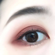 Ins super fire decay City Eye Shadow marble matte naked makeup South Korean beginners red girl Eyeshadow