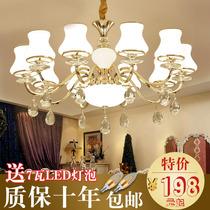 后现代客厅吊灯北欧灯具分子灯轻奢风格美式简约玻璃餐厅创意个姓