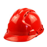 Worker hard hat abs site ventilation construction project leadership thickening electrician anti-mite glass steel helmet printing