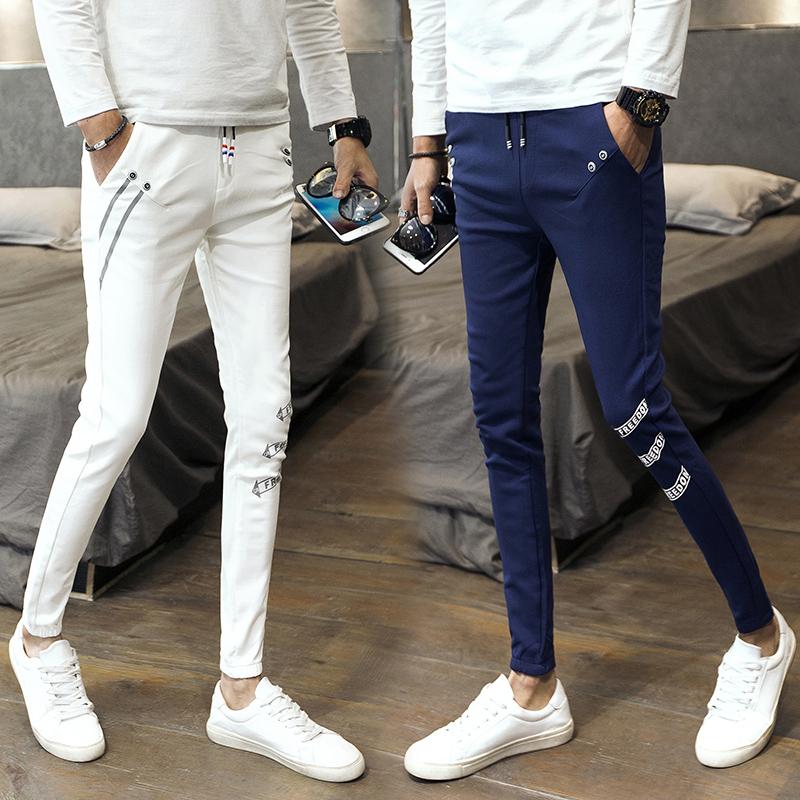 春季新款长裤