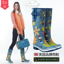 春夏加绒棉女中筒靴子水鞋靴防滑水桶鞋个保暖浅口新款休闲雨鞋