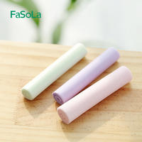 Japan Fasola Travel Supplies Soap Tablets Soap Paper Portable Hand Wash Small Soap Tablets Soap Paper Soap