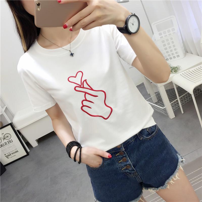 图韩版t恤