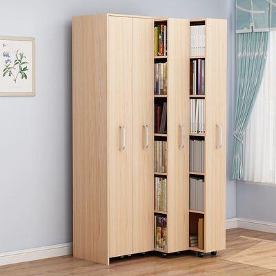 大气公司财务书柜收纳柜储物柜储物家具分层木制隔断实木家用组合