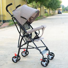 透气婴儿推车可坐可躺超轻便网状儿童伞车宝宝简易折叠夏季婴儿车
