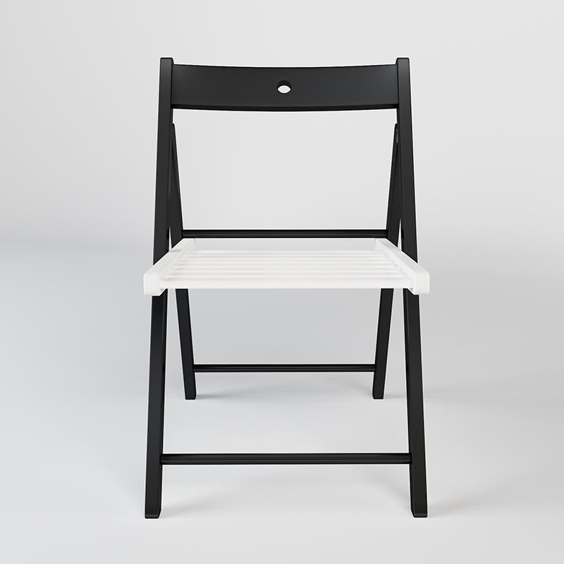 伸缩简约餐椅
