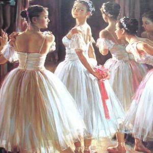 新款女成人芭蕾舞长纱裙天鹅湖蓬蓬裙吊带芭蕾舞tutu裙考级比赛服
