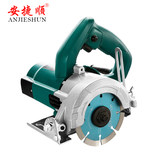 Marble machine tile portable cutting machine electric household toothless saw small slotted multifunctional wood stone chainsaw