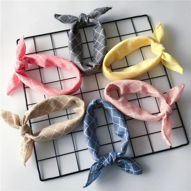 儿童丝巾方巾