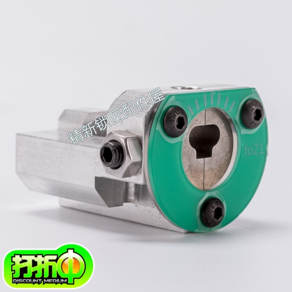 蒙迪欧汽车钥匙数控钥匙机专用夹具适合V8 A7 E9z 数控钥匙机