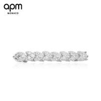 【新年礼物】APM Monaco FESTIVAL系列  银简约线条指骨戒
