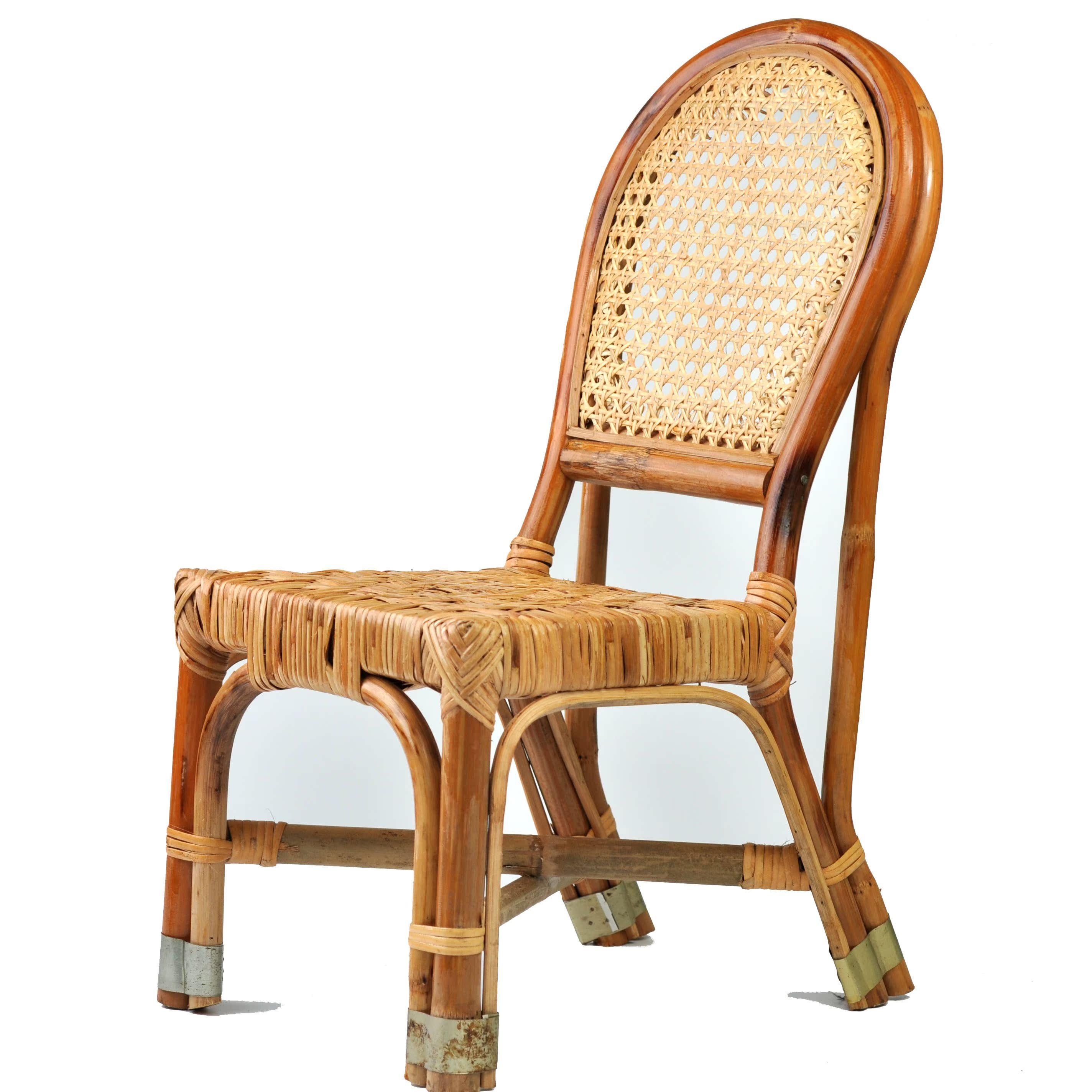 传统手工藤椅椅子靠背凳手工藤椅酒吧椅子清吧靠背椅藤篾凳爷爷椅
