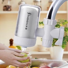 净水器水龙头陶瓷过滤器自来水家用厨房净水机滤水器净化器