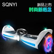 善骑双轮体感电动扭扭车儿童成人两轮智能漂移思维代步车平衡车