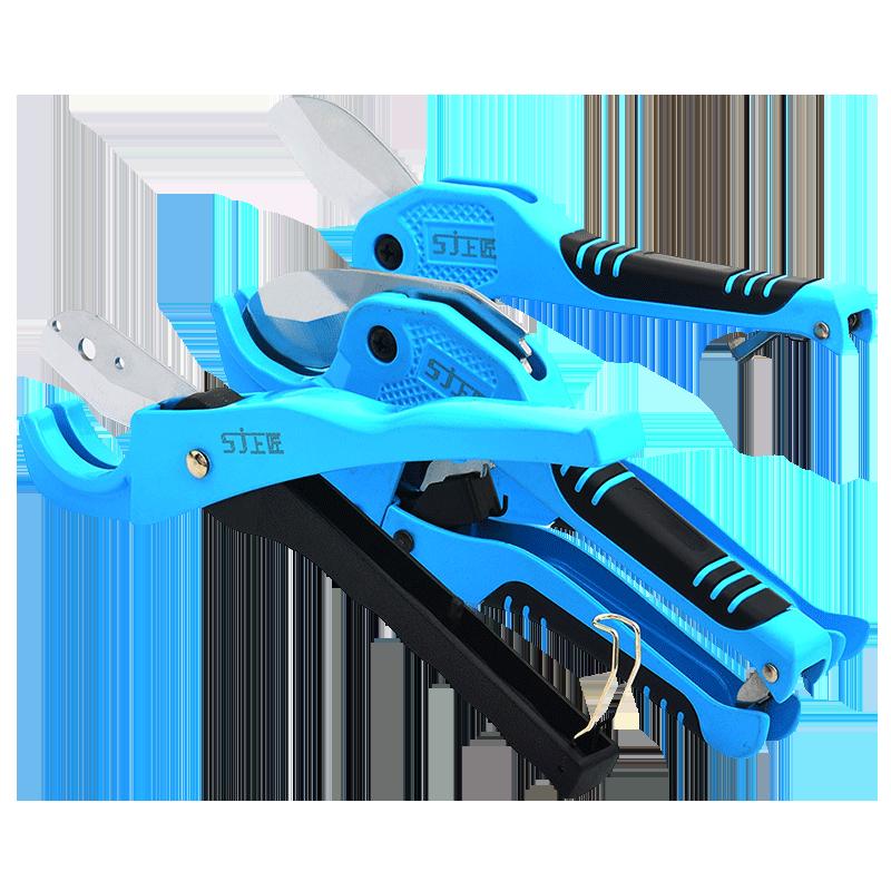 上匠PVC管子割刀PPR水管剪刀品质切管器气割管刀快速切管器剪管器