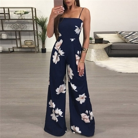 jumpsuits women summer 2018连体裤formal office clothes pants
