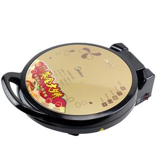 煎烤机双面加热家用电烙饼锅蛋糕机加深加大 JHN34Q Midea