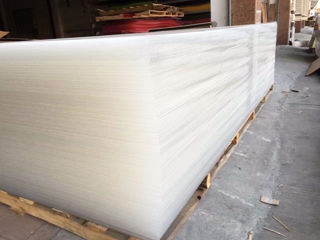 透明有机玻璃板 亚克力板  红黄绿蓝黑白茶色 可任意尺寸加工切割
