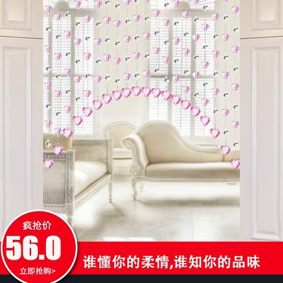 珠子门帘客厅好不好