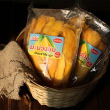 泰国风味芒果干500g一箱装一斤大袋整箱散装水果干零食酸甜芒果片